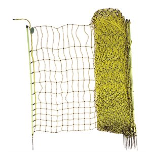 Poultry Electric Net Fencing 1.12m X 50m