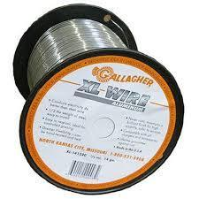 Gallagher XL Aluminum Wire 14 gauge
