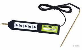 PATRIOT 5 LIGHT TESTER
