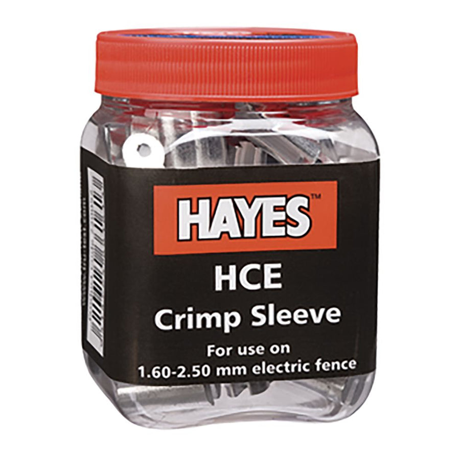 Hayes HCE Electric Connect Crimp Sleeves