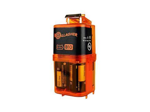 B10 Gallagher Battery Fence Energizer