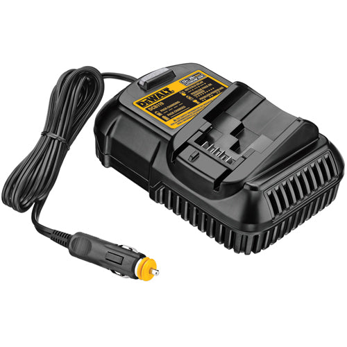 DeWalt 12V MAX* - 20V MAX* LITHIUM ION VEHICLE BATTERY CHARGER