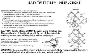 Easy Twist™ Fence Ties GALVANIZED