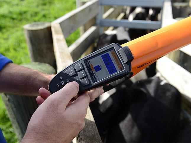 Gallagher HR4 Hand Held EID Tag Reader