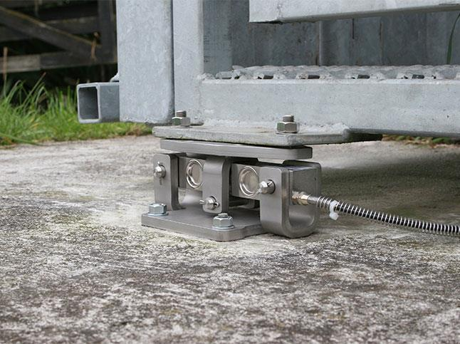 Gallagher Heavy Duty Weigh Feet Kit