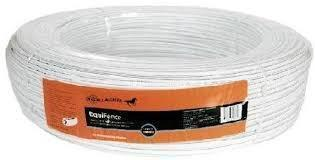 1000 foot roll of Gallagher EquiFence White