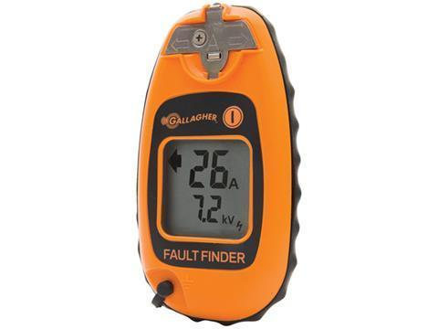 Gallagher Fence Volt - Current Meter and Fault Finder Amps And Volts