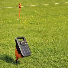 Gallagher S20 Portable Solar Fence Energizer Fence