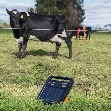 Gallagher S40 Portable Solar Fence Energizer Cattle