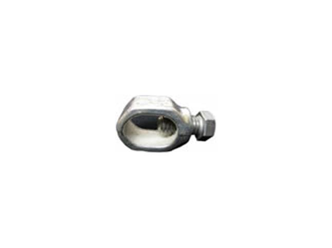 Galvanized Ground Rod Clamp 3/pack