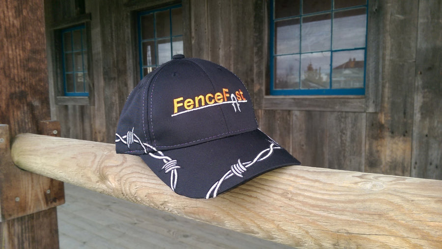 FenceFast Barbwire Hat