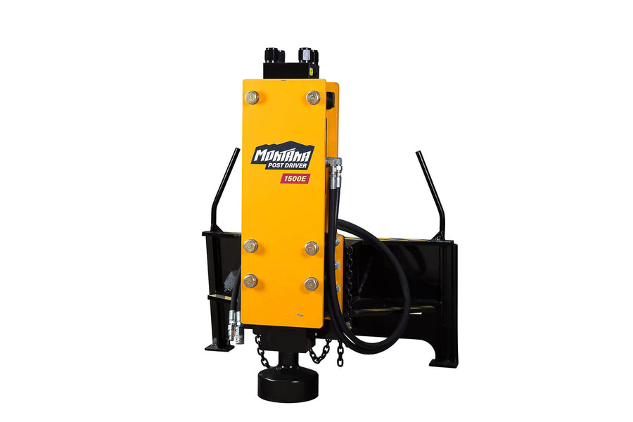 MONTANA 1500E SERIES FENCE POST DRIVER