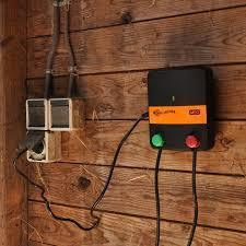 M120 Gallagher Fence Energizer Wall Mounted