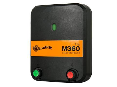 M360 Gallagher Fence Energizer