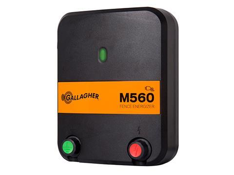 M560 Gallagher Fence Energizer