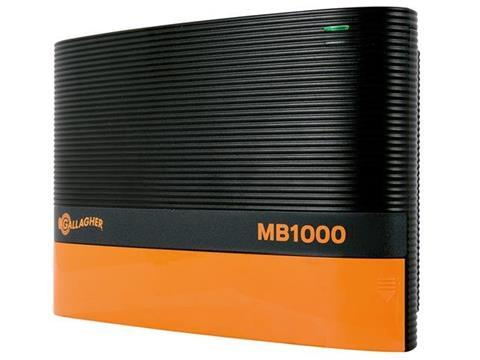 MB1000 Gallagher Fence Energizer
