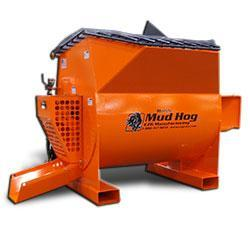 EZG 20 cu ft Mobile Mud Hog