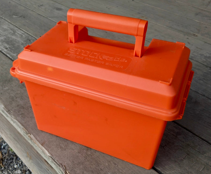 STOCKade Staple Carry Case