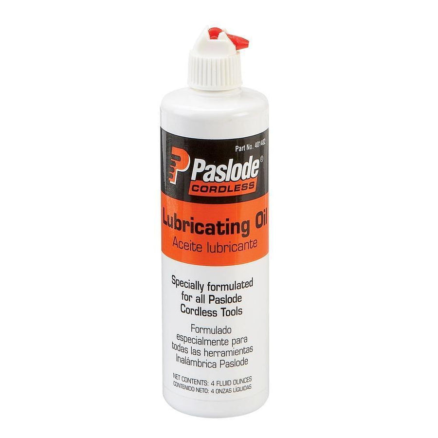 Paslode Cordless Tool Lubrication Oil (4 oz)