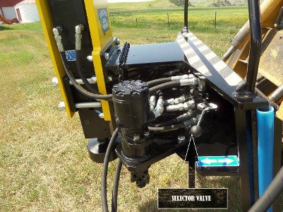 MONTANA 750R SERIES RANCHER POST DRIVER