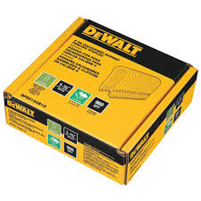 DEWALT 9 GA GALVANIZED BARBED FENCING STAPLES