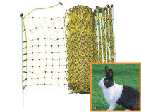 Rabbit Electric Net 50m x 0.65m Fencing