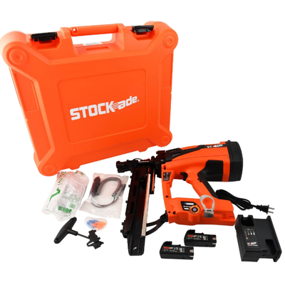 STOCKade ST400i Cordless 9 Gauge Fence Stapler