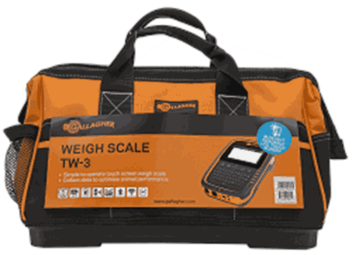 Gallagher TW-3 Weigh Scale and Data Collector/Manager