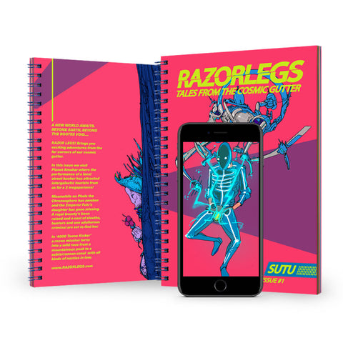 Razorlegs Issue 01