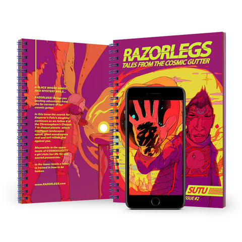 Razorlegs Issue 02
