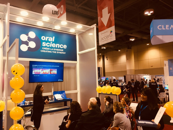 Oral Science spreads #LOVE at the 2018 ODA's Annual Spring Meeting