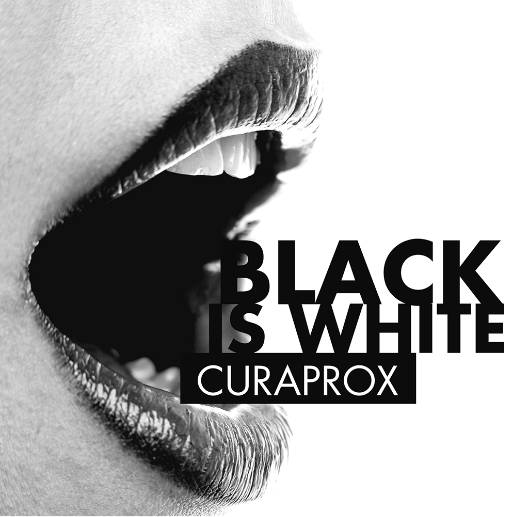 Curaprox Black is White: The Activated Carbon Whitening Toothpaste of Reference
