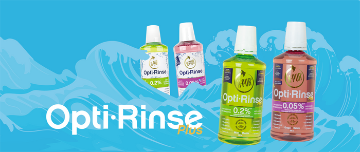 Oral Science Launches X-PUR Opti-Rinse with Citrox®, a New & Enhanced Version of its Flagship Oral Rinse!