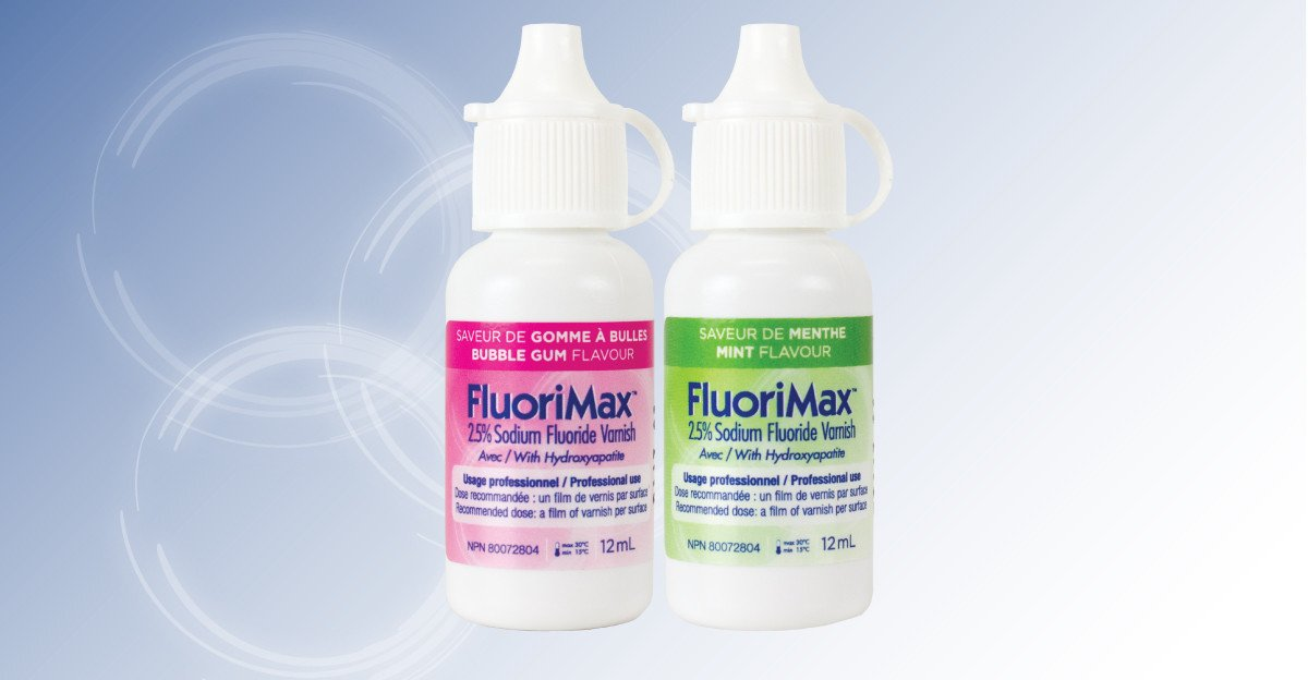 Oral Science Launches Fluorimax™ in Canada, the Next Generation of Fluoride Varnishes