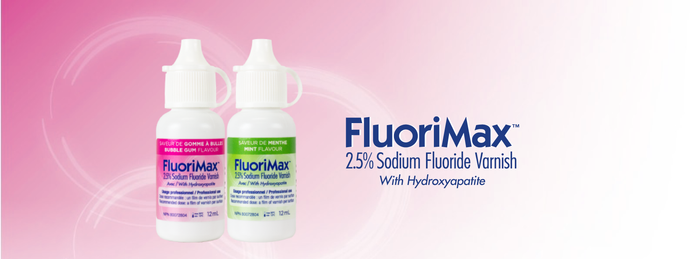 FluoriMax, the Fluoride Varnish Reinvented
