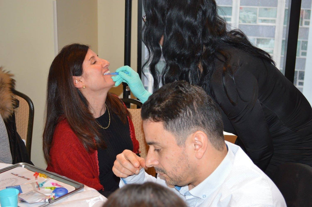 Hands-On Course: <br> CURAPROX iTOP