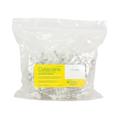 Cetacaine - Dispensing Syringes - 100-Pack - Oral Science