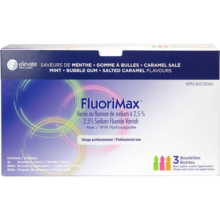 FluoriMax - Mixed Kit - Oral Science