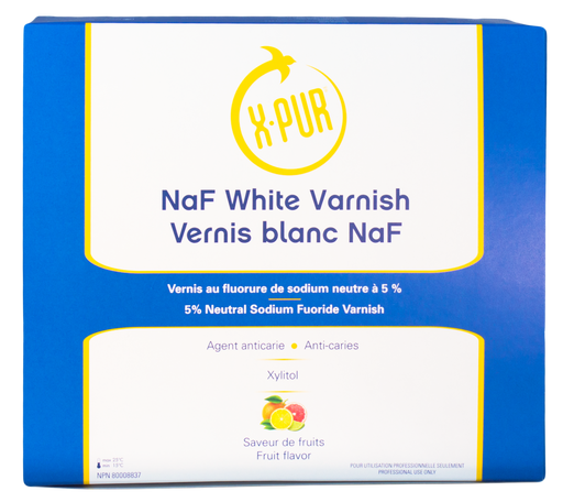 X-PUR NaF White Varnish