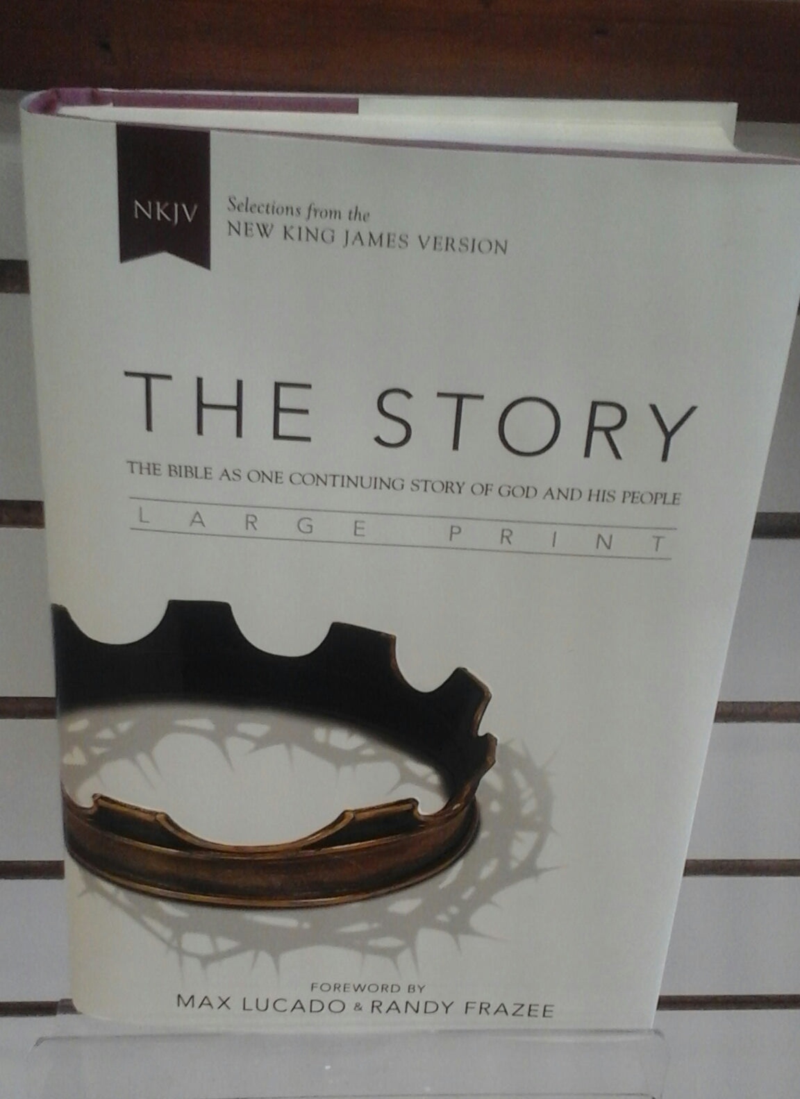 NKJ THE STORY BIBLE