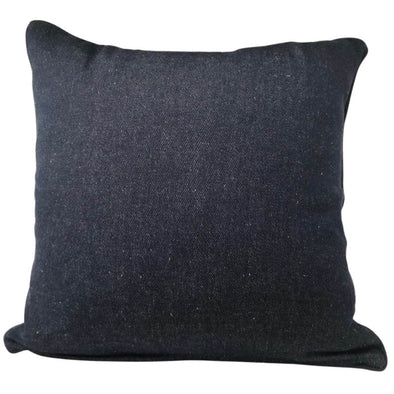 Denim Navy Cushion Cover - 40 x 40 cm