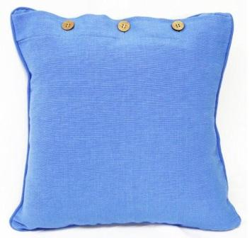 Blue Cushion Cover - Dusk Blue