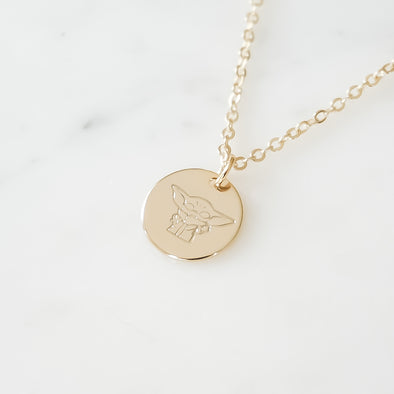 The Child Necklace - Wishes & Co.