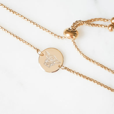 The Child Bolo Bracelet - Wishes & Co.