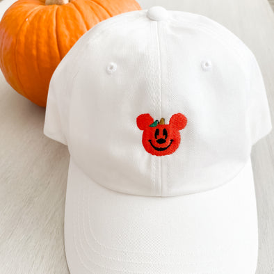 Mickey Pumpkin Hat - Wishes & Co.
