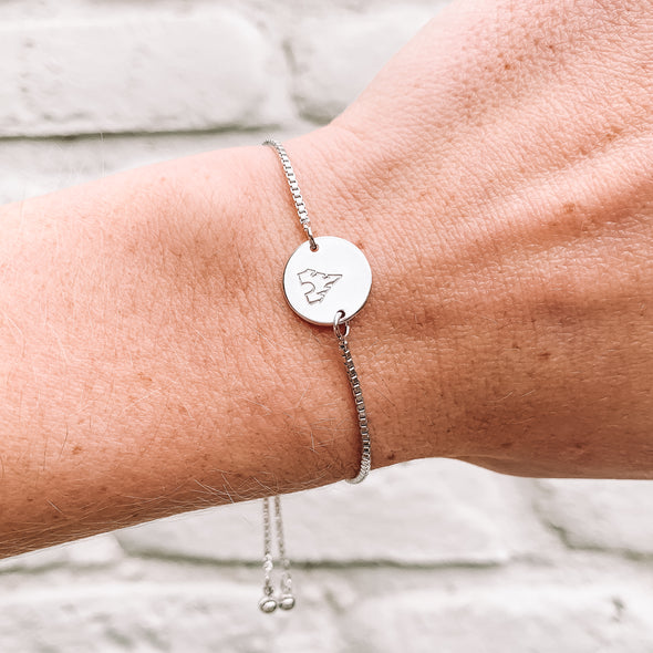 Castle Bolo Bracelet - Wishes & Co.