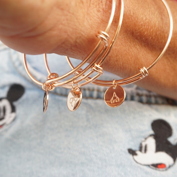Castle Bangle Bracelet - Wishes & Co.