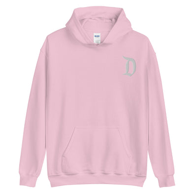 Signature D Embroidered Hoodie