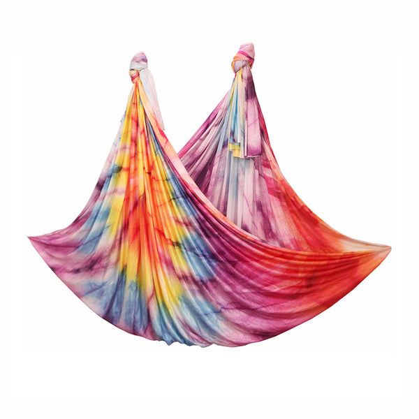 Newest Vibrant Colorful Aerial Hammock