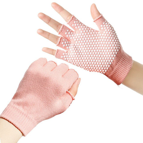 Yoga Non-Slip Gloves